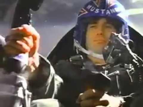 Top Gun Diet Pepsi Commercial