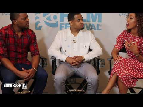 Mack Wilds and Chaley Rose Talk