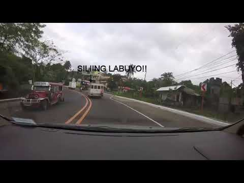 Road Trip From Nabua - Legazpi