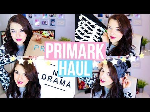 PRIMARK HAUL SEPTEMBER 2015 | Cherry Wallis