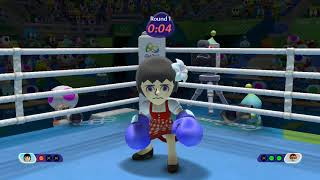 Motoko Plays Mario & Sonic at the Rio Olympic Games 2016 #13