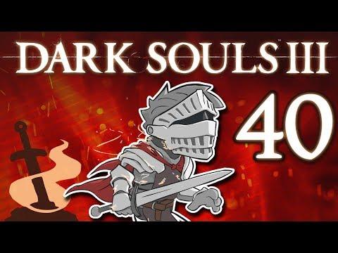 Dark Souls III - #40 - Aldrich, Devourer of Gods - Side Quest