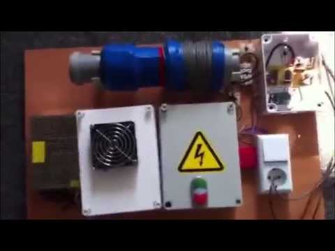 Wesleys News  video#1 of  Ruslan Kalabuhov Free Energy Generator