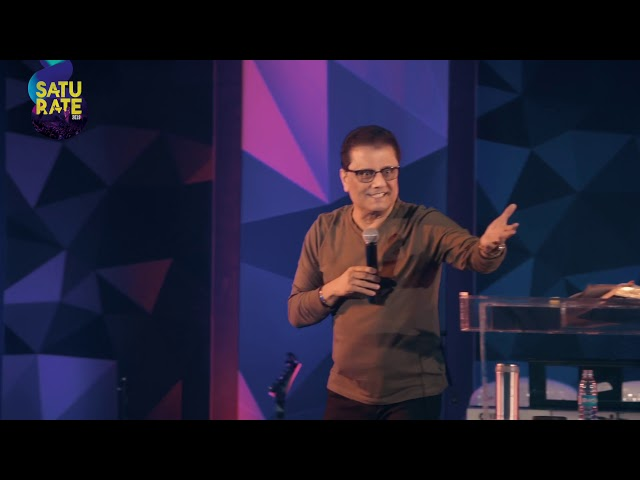 Saturate 2019 | Day 04 | Sermon by Pastor Shekhar Kallianpur