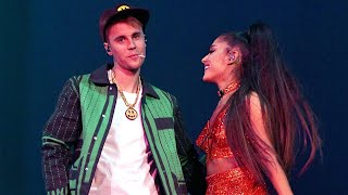 Coachella 2019: Justin Bieber Joins Ariana Grande for Surprise Performance & Teases New Album!