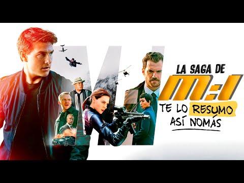 La Saga de Misión Imposible | Te Lo Resumo Así Nomás#180