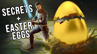 Star Wars: Jedi Fallen Order - 10 Secrets, Easter Eggs & References