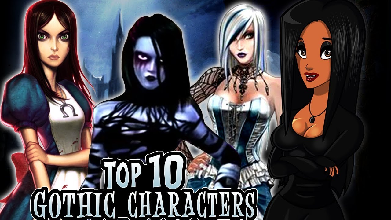 Top 10 Gothic Characters In Video Games - Decadent Gamer -2148
