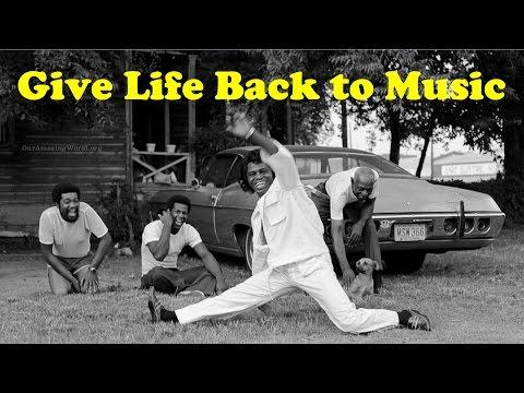 Daft Punk: Give Life Back to Music (OurAmazingWorld.org funk soul remix)