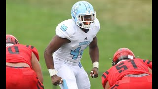 Michigan Football Player of the Year top 10: Sincer'e Dent of Muskegon Mona Shores