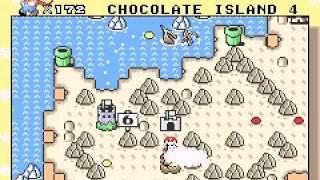 Super Mario World, Advance 2 All Levels