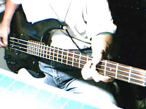 Saturday Night - Bay City Rollers Bass Cover
