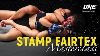 Stamp Fairtex vs. Asha Roka | ONE Masterclass