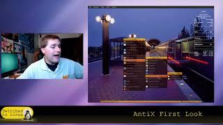 Quick Look at AntiX Linux