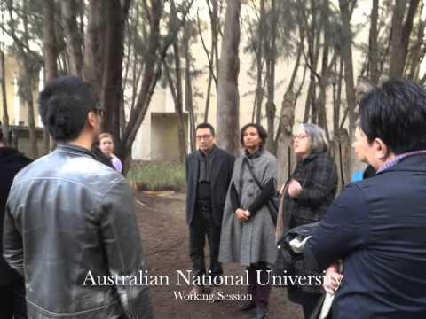 NYU Global Asia/Pacific Art Exchange 2013