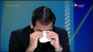 """ملعب ONTime -  بكاء هيستيري من """"مروان محسن"""" داخل الأستديو  بسبب إنتقاد الجماهير له"""