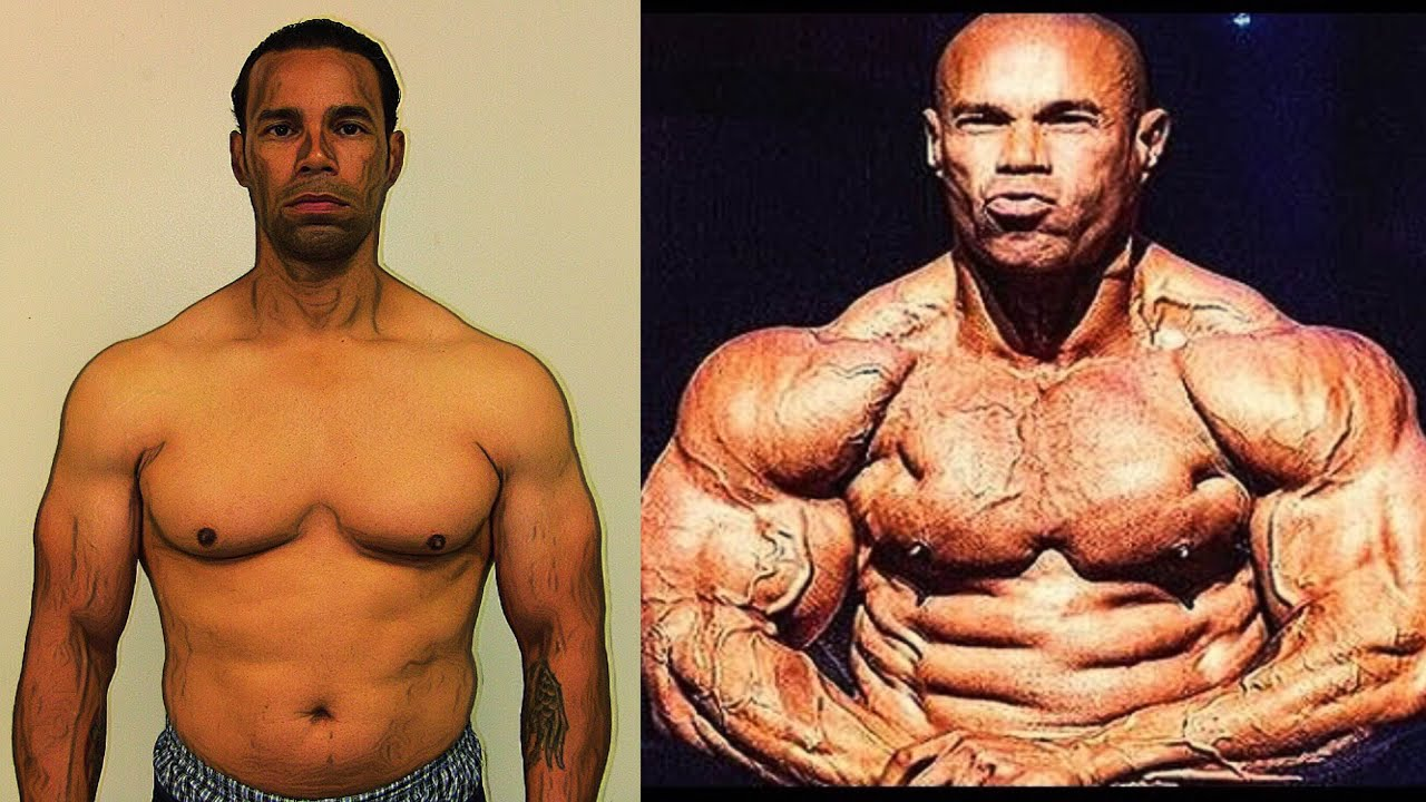 KEVIN LEVRONE - 2016 Mr.OLYMPIA TRANSFORMATION - YouTube