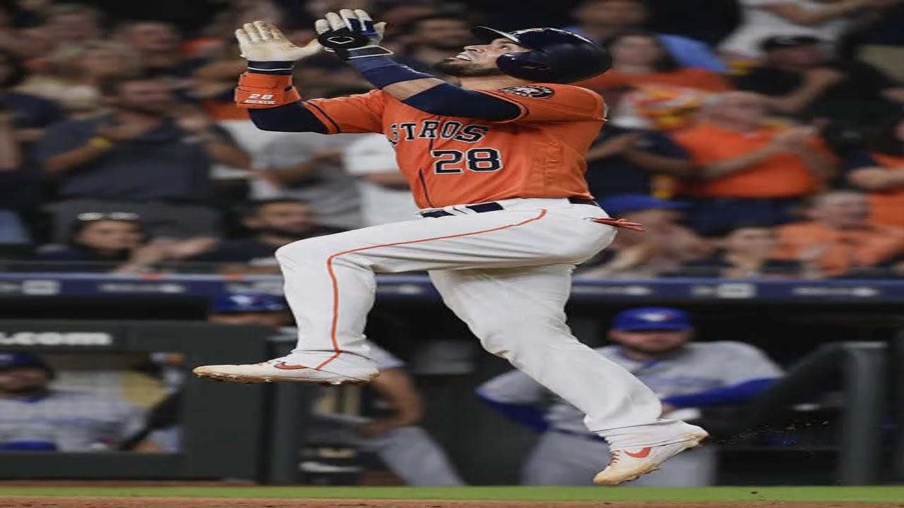 Chirinos hits slam, drives in 6 runs, Astros beat Blue Jays