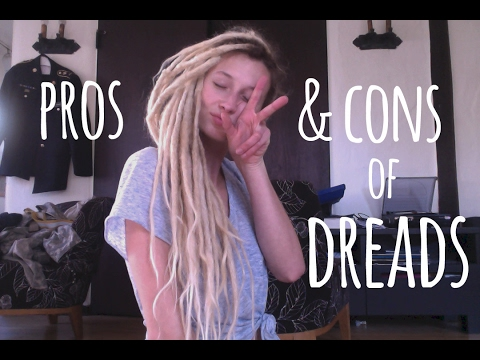A (Very Informative) Pros & Cons of Dreadlocks + Why I Removed Mine