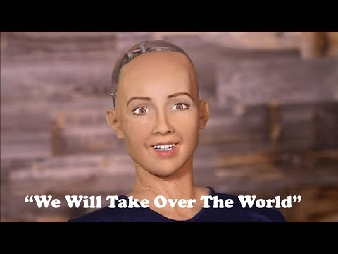 5 CREEPIEST Things Done By Artificial Intelligence Robots...