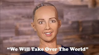 5 CREEPIEST Things Done By Artificial Intelligence Robots... thumbnail