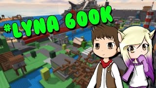 ROBLOX ? LIVE #LYNA600K