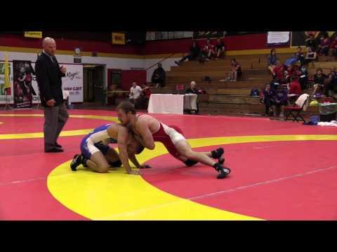 2015 World Team Trials: 61 kg Final Michael Asselstine vs. Aso Palani