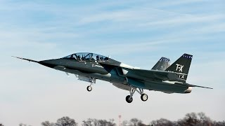 Boeing T-X Takes Off