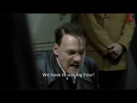 Hitler Finds Out the Board is Keeping Internal Audit InHouse
