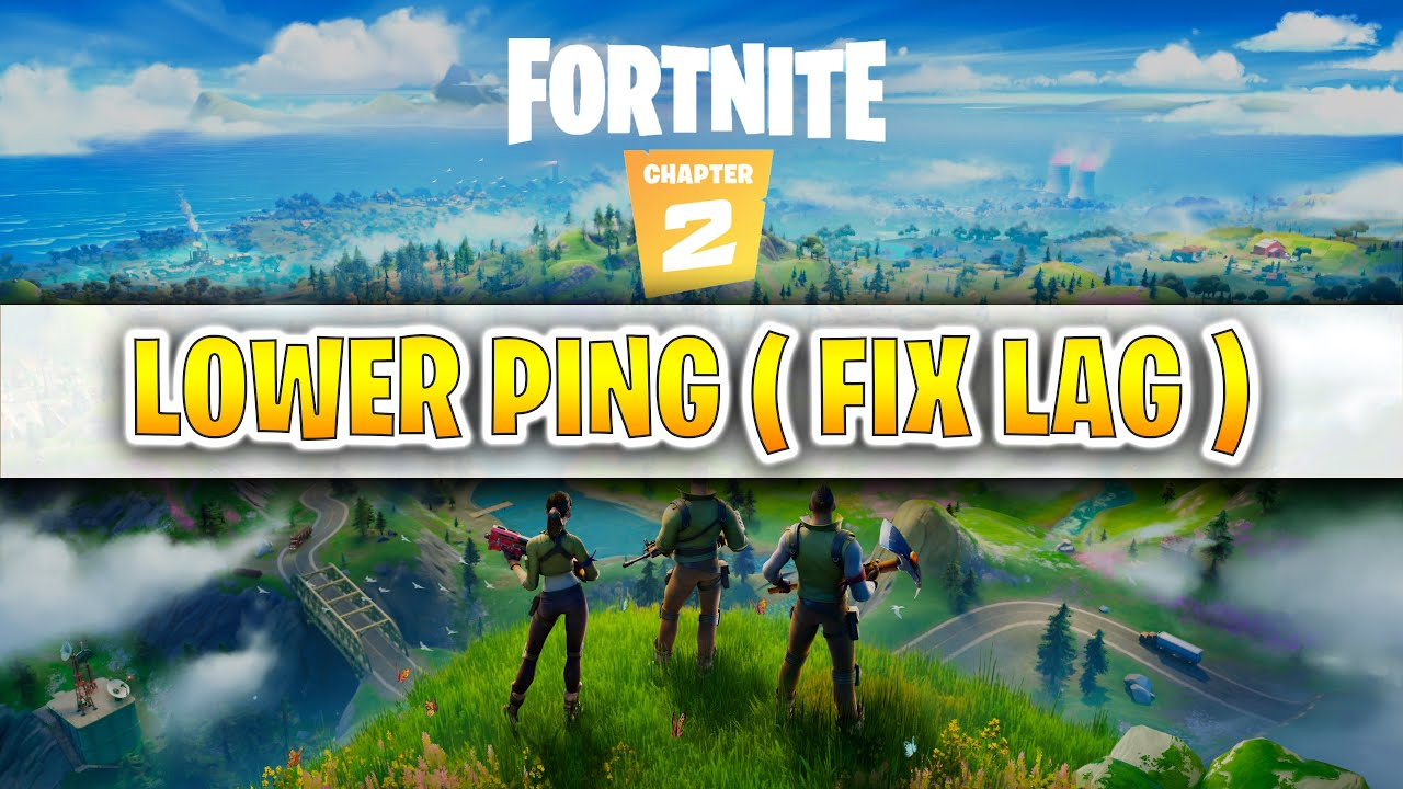 How To See Ping On Fortnite Season 9 Fortnite Chapter 2 How To Get My Ping