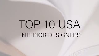 Famous Designers From United States Of America