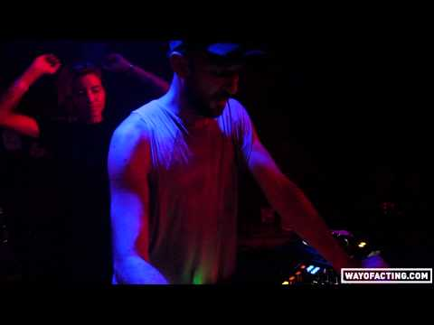 Damian Lazarus - MLA 18 - WAY OF ACTING