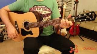 Ibanez V50NJP Akustik Gitar İncelemesi (Hızlı Video)
