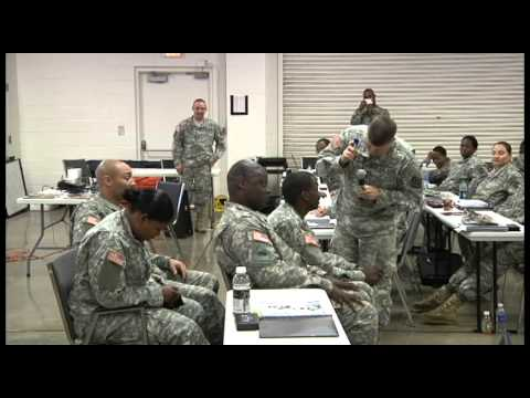335th Signal Command Theater UPL Course
