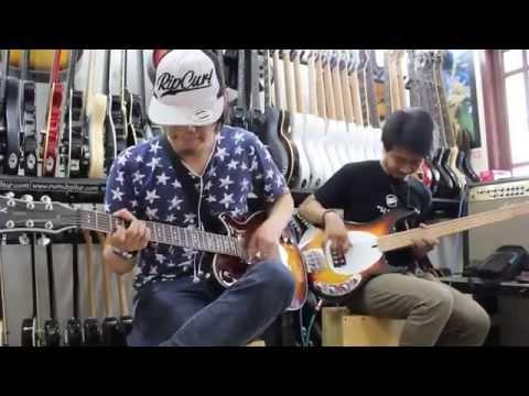 Ngejam Di Music Store (HD) | Part 1