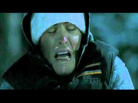 Frozen (Horror) - Compound fracture scene