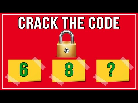 Brain Teaser Challenge 1: Crack The Code