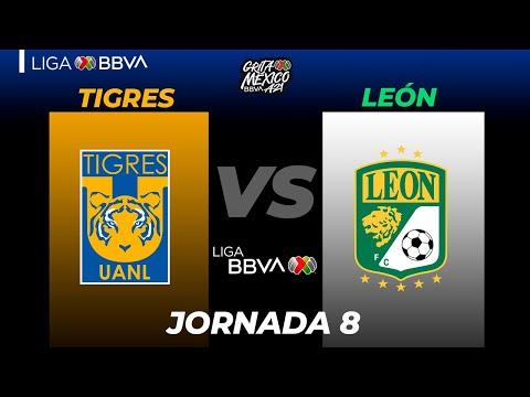 U.A.N.L. Tigres Club Leon Goals And Highlights
