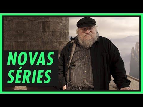 GAME OF THRONES TERÁ NOVAS SÉRIES PRODUZIDAS PELA HBO?