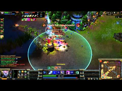 League Of Legends Gameplay Video Análisis Review HD