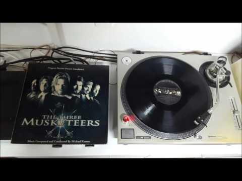 Bryan Adams, Rod Stewart, Sting - All For Love (LP)
