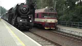 Parní vlak do Oslavan - 12. září 2015