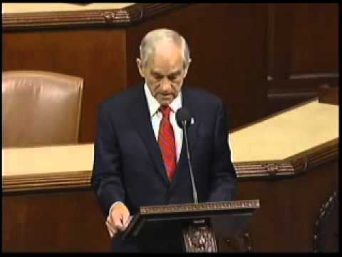 """Ron Paul """"The Last Nail"""" - Incredible Floor Speech May 25 2011.flv"""