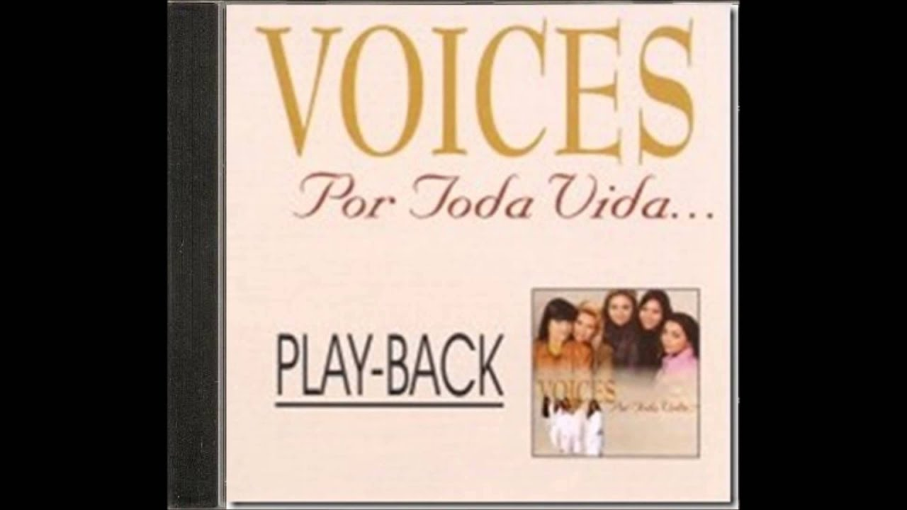 playback da musica mae grupo voices