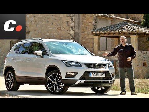 Seat Ateca SUV | Prueba / Test / Review En Español | Coches.net