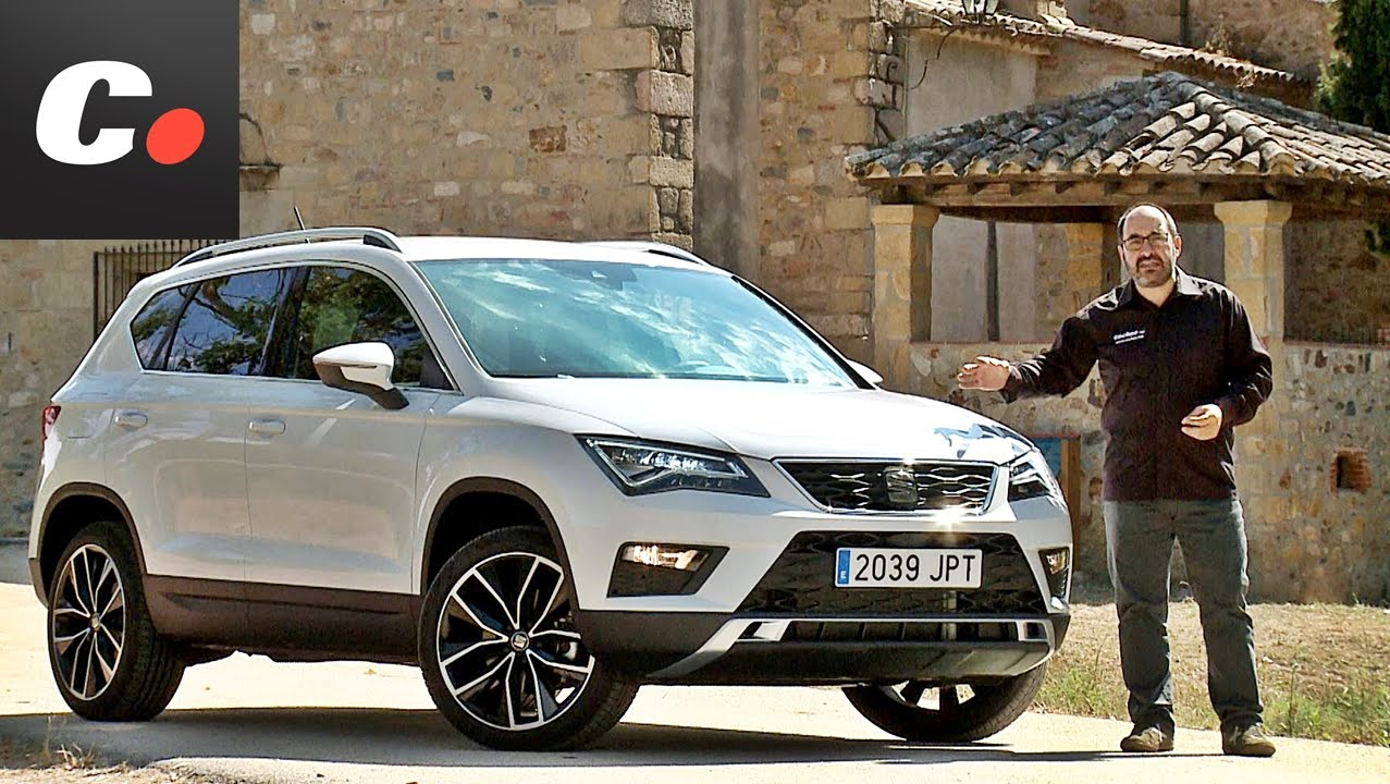 seat ateca suv prueba test review en espa ol. Black Bedroom Furniture Sets. Home Design Ideas