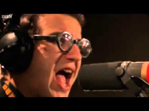 Spector Never Fade Away BBC Radio 1 Live Lounge 2012