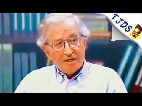 Chomsky Proves George H.W. Bush Was War Criminal