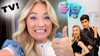 My First Time On TV! | BuzzFeed Tasty | Alix Traeger