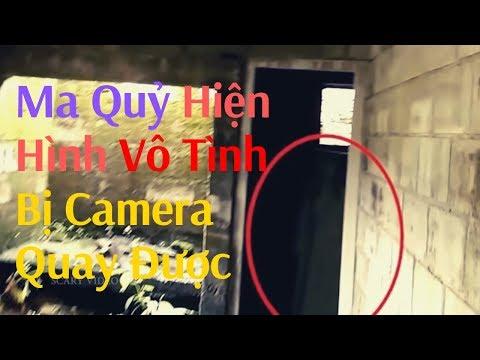 Ma quỷ hiện hình vô tình bị camera quay được | Scary Devil Ghost Caught on Camera IS REAL
